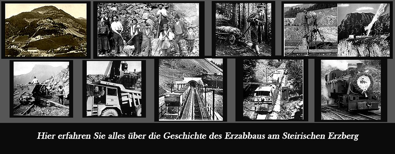 Geschichte des steirischen Erzbergs