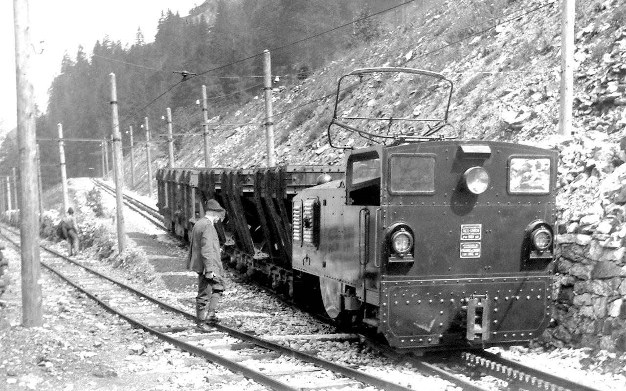 Zahnstangenlok 1922
